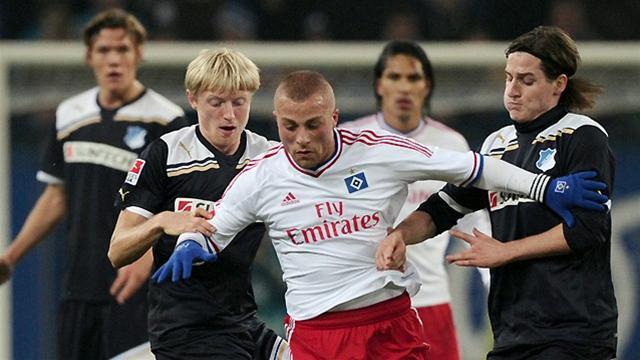Hamburg give Fink first win