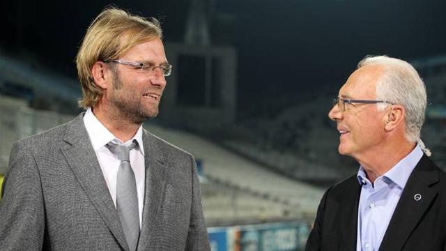 """Bayern? Klopp reagiert auf Beckenbauer: """"Ich mag den Franz, aber…"""""""