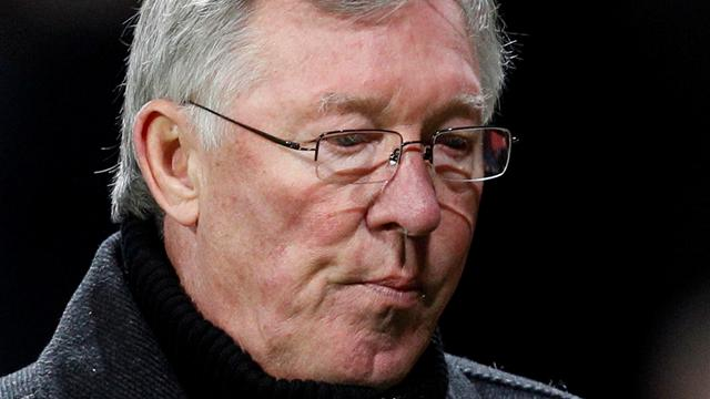 Fergie: United won't play for draw