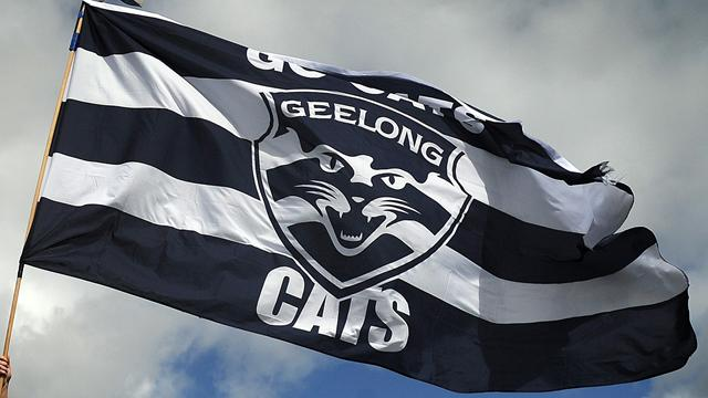 Hawkins lifts Cats home on siren in AFL