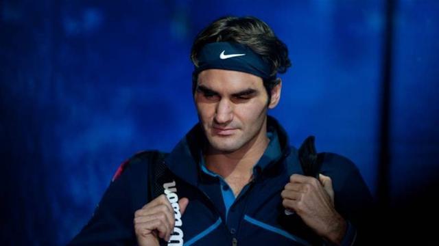 Federer, fidèle parmi les fidèles