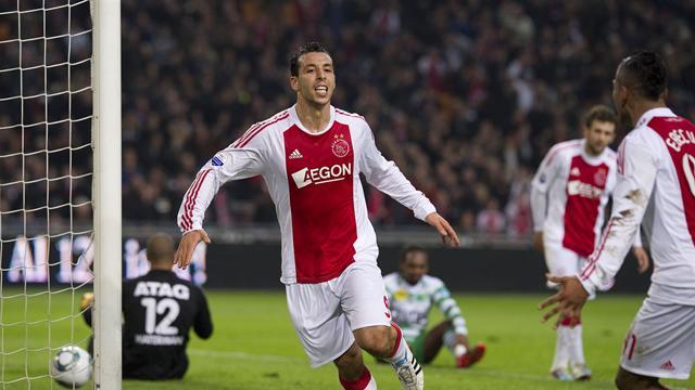 El Hamdaoui leaves Ajax for Fiorentina