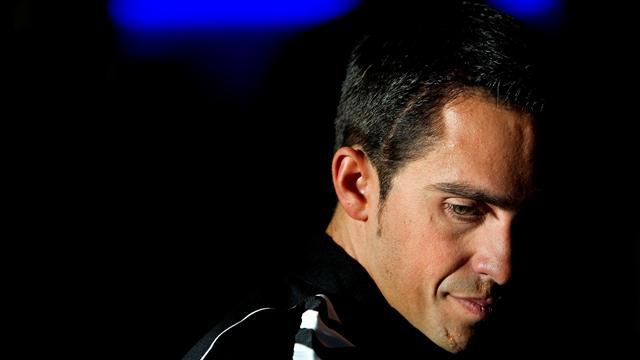 Contador prend deux ans