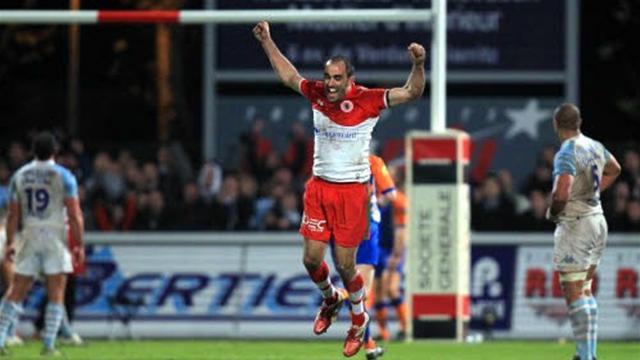 Biarritz arrache le centième derby