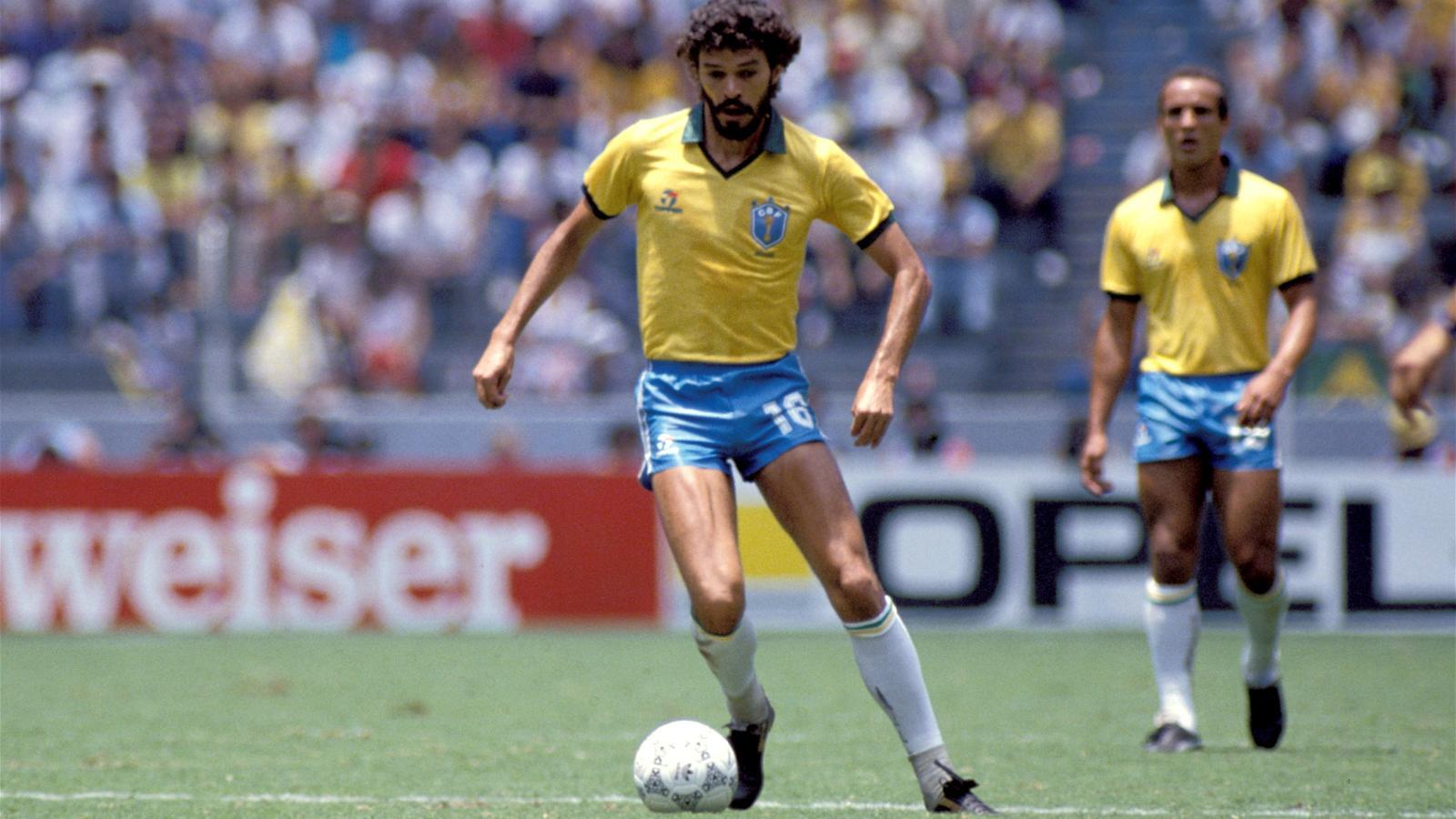 Br sil 10 phrases marquantes de socrates homme de - Finale coupe du monde 1986 ...