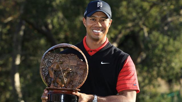 Woods renoue avec le succès
