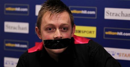 Snooker-Allen fined £250 for swearing