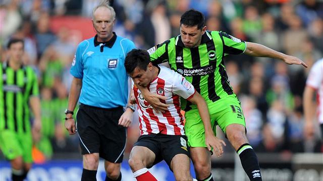 Brighton fined by FA