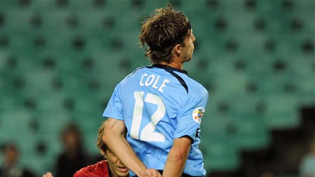 Sydney FC fine Cole for diving