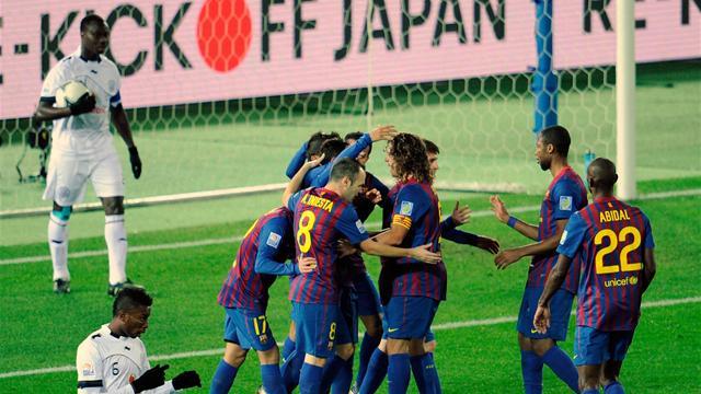 Barça, la finale au prix fort