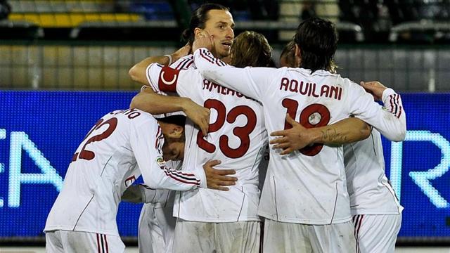 Cagliari 0-2 Milan