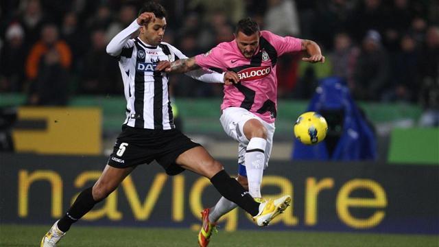 Udinese 0-0 Juventus
