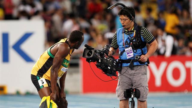 Olympic sprinters wary of gun