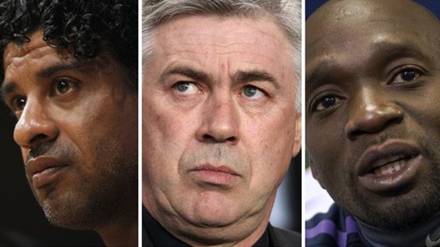 PSG, Ancelotti en tête de liste