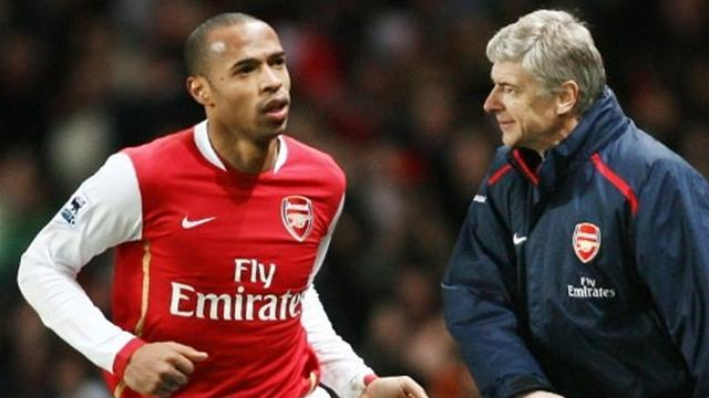 Wenger n'écarte pas la piste Henry