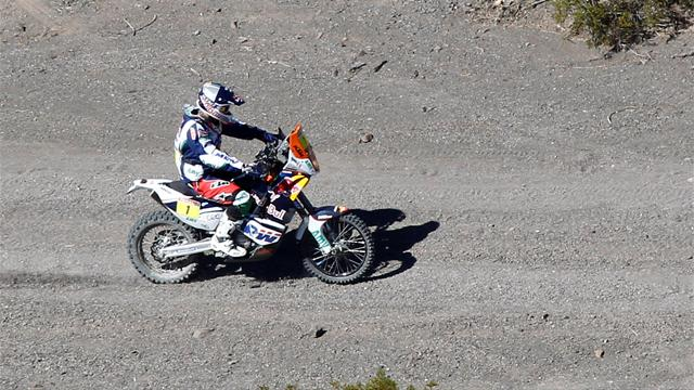 Bikes: Coma grabs some time back
