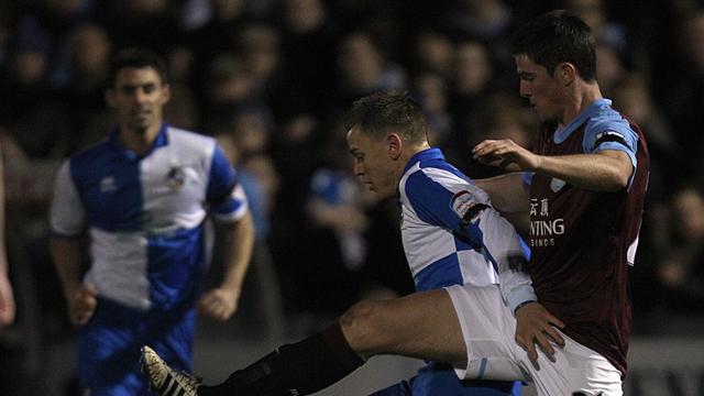 Villa win at Bristol Rovers