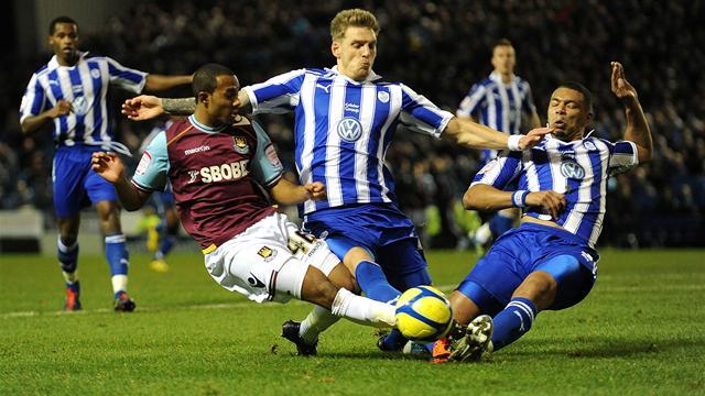 Sheffield Wednesday 1-0 West Ham