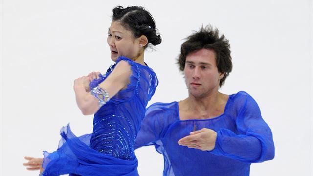 Kavaguti and Smirnov to open Sochi ice rink