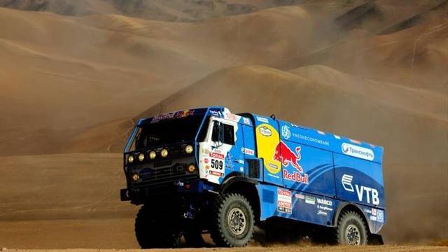 Trucks: Karginov outshines Iveco trio