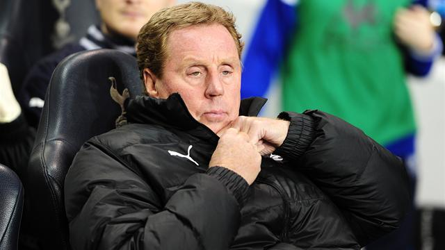 Redknapp: I won't leave Spurs mid-season