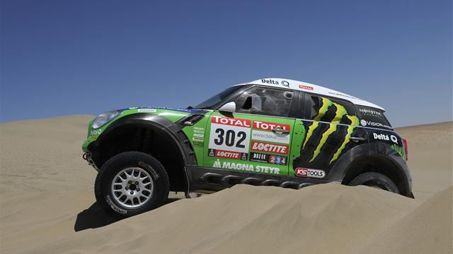 Dakar 2013 to start in Peru