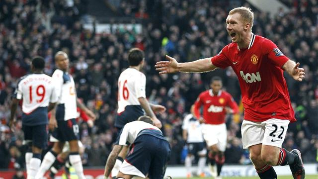 Manchester United 3-0 Bolton