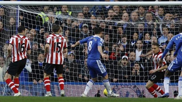 Chelsea 1-0 Sunderland