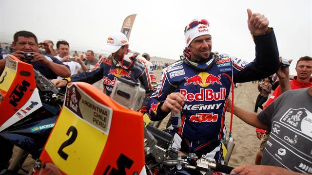 Bikes: Despres secures Dakar triumph