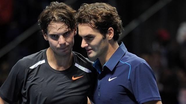 """Federer: """"Tout va bien entre nous"""""""