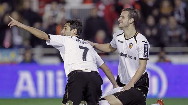 Valencia 4-1 Levante