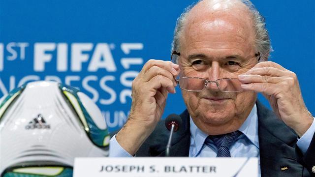 Politicians demand Blatter explanation