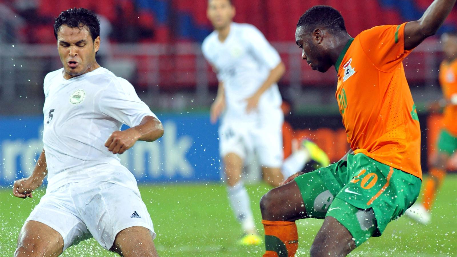 La libye r siste coupe d 39 afrique des nations 2012 - Regarder la coupe d afrique en direct ...