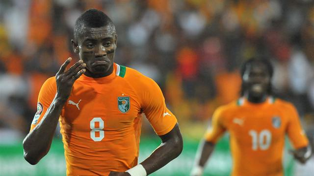 Kalou in fitness battle for Nations Cup semi