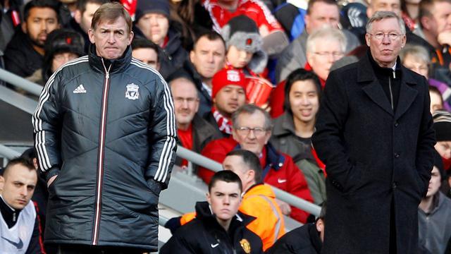 Managers: Dalglish hails fans' 'banter'