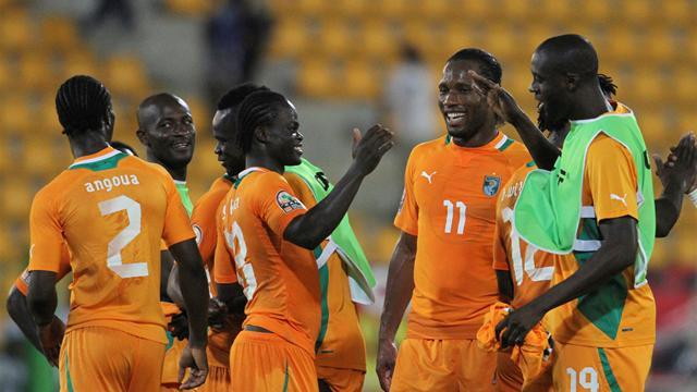 Ivory Coast 1-0 Mali