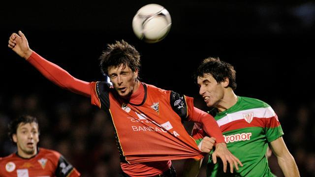 Mirandes 1-2 Athletic Bilbao