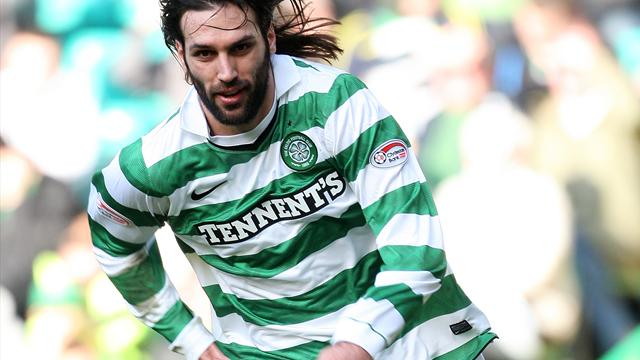 Samaras: It's time Celtic reached group stage