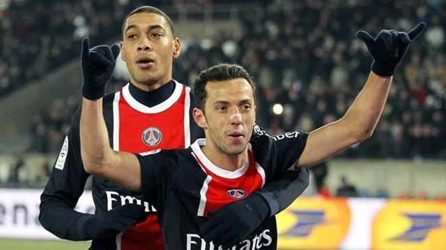 Hoarau saves point for PSG