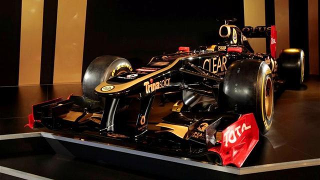 La Lotus E20 est née