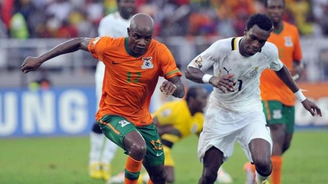 Ghana 0-1 Zambia