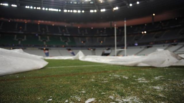 El Francia-Irlanda se suspende por hielo