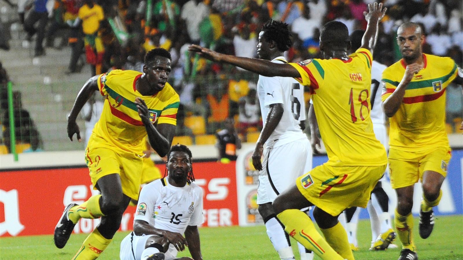 Le mali sur le podium coupe d 39 afrique des nations 2012 - Regarder la coupe d afrique en direct ...
