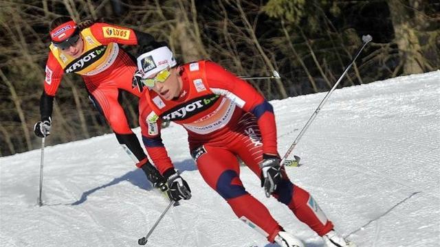 Bjoergen and Brandsal win