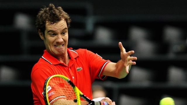 Gasquet rate Federer