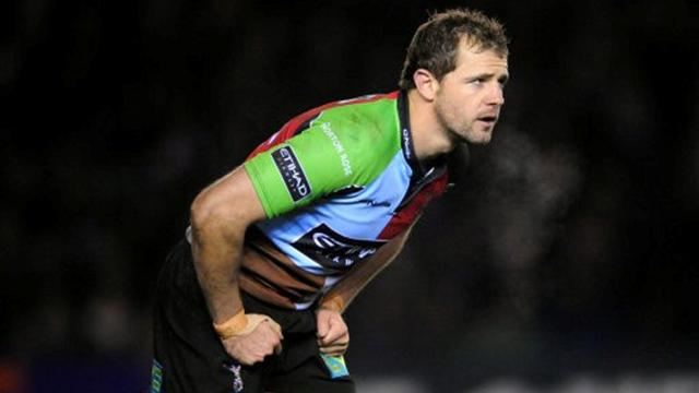Quins lose Evans and Robshaw for Toulon clash