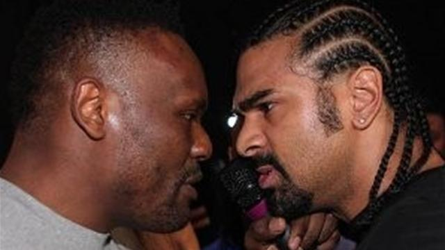 Chisora's boxing licence withdrawn
