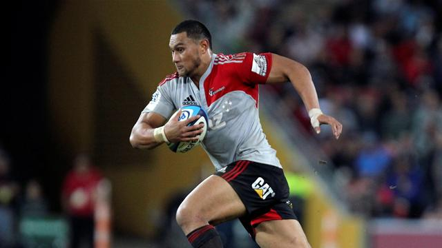 Crusaders earn play-off with Force win
