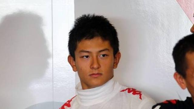 Haryanto handed grid penalty