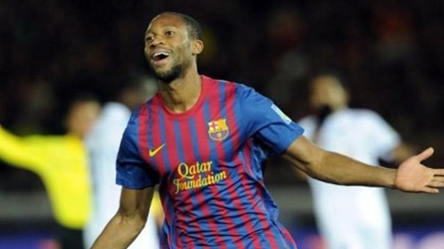 Keita confirms Barcelona exit